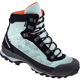 Dachstein Super Leggera Guide GTX Hiking Shoes Damen mint-papaya